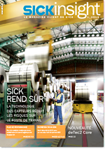Cover SICKinsight: 1/2014